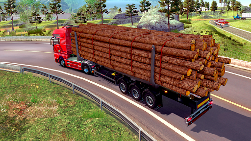 Indian Truck Offroad Cargo Delivery: Offline Games 1.1.4 screenshots 8