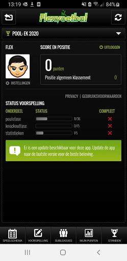 Flexvoetbal  screenshots 2