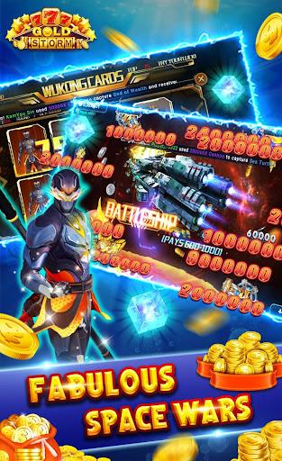 Gold Storm Casino - Asian Fishing Arcade Carnival screenshots 2
