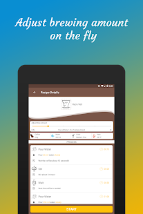 Brew Timer : Find Coffee Recipes&Make Great Coffee