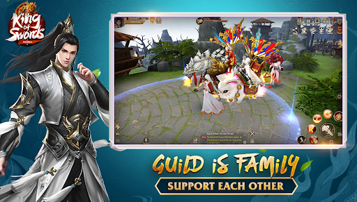 King Of Swords Mobile  screenshots 6
