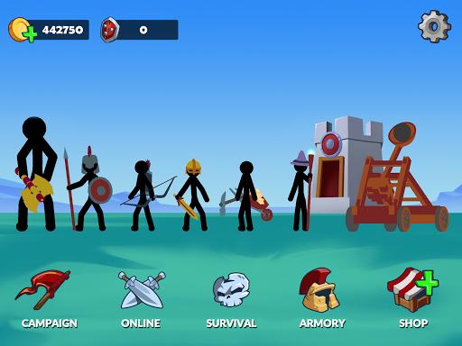 Stickman War Legend of Stick modavailable screenshots 16