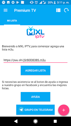 Foto do MXL TV