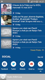 Radio 4VEH 4.4.5 APK Mod Latest Version 3