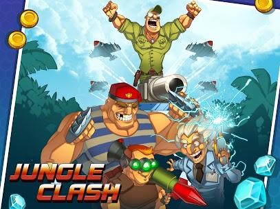 Jungle Clash 1.0.19 Apk 5