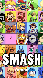 Super Smash Amino Screenshot