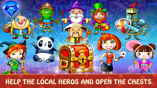 Magica Travel Agency - Match 3 Puzzle Game 1.3.0 screenshots 20