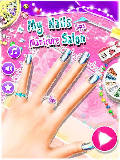 My Nails Manicure Spa Salon - Girls Fashion Game screenshots 7
