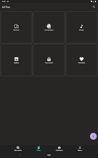 Degoo: 100 GB Cloud Storage apktram screenshots 16