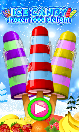 ice candy maker ice popsicle screenshot 1