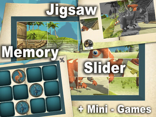 Jurassic Dino Kids: Evolution 21.1.3 screenshots 8