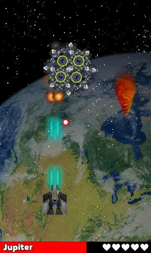 Spaceship War Game 1 : Alien Shooter  screenshots 1