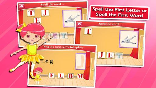 Ballerina Kindergarten Games screenshots apkspray 3