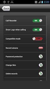 Call Recorder  Screenshots 4