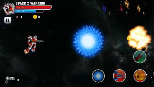 Robot Warrior Apkfinish screenshots 2