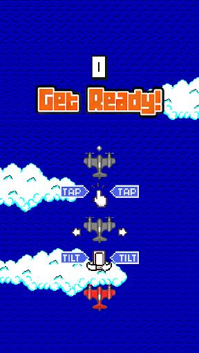 bomber plane screenshot 2