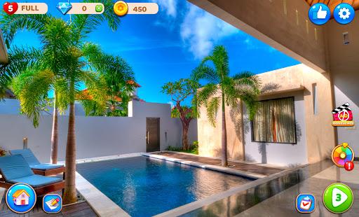Garden Makeover : Home Design and Decor apkpoly screenshots 3
