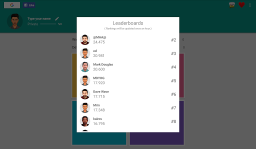 Spades Online  screenshots 21