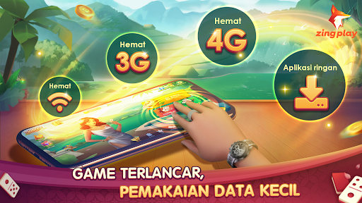 Domino Gaple 3D ZingPlay Game Gratis Seru Online  screenshots 6