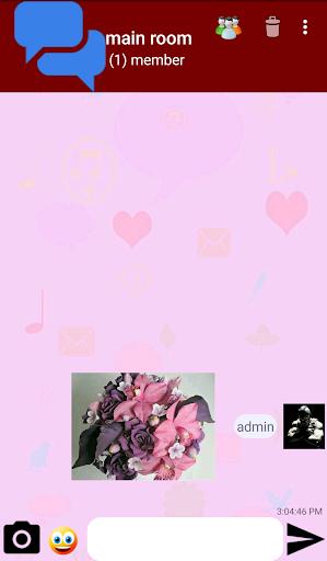 Random Chat (Arabic)  Screenshots 1
