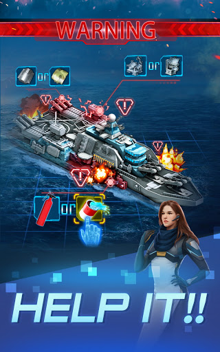 Battleship & Puzzles: Warship Empire  screenshots 18