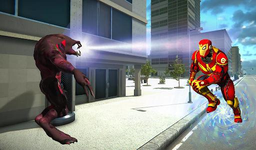 Iron Spider Ultimate Superhero Rope  screenshots 5