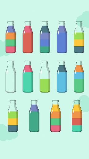 Water Color Sort Puzzle  screenshots 3