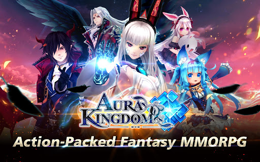 AURA KINGDOM 16.6.2 screenshots 9