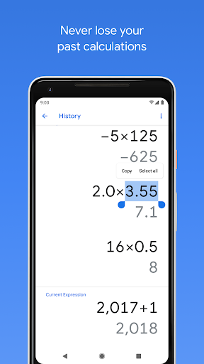 Calculator 7.8 (271241277) screenshots 3