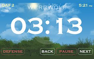 Ultimate Werewolf Timer