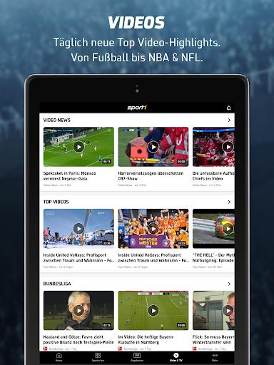 SPORT1 - Fussball News, Liveticker & Sport heute 10.66.44 screenshots 12