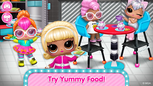 L.O.L. Surprise! Disco House u2013 Collect Cute Dolls 1.0.12 screenshots 5