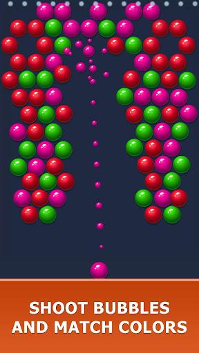 Bubble Puzzle: Hit the Bubble Free 7.2.8 screenshots 4