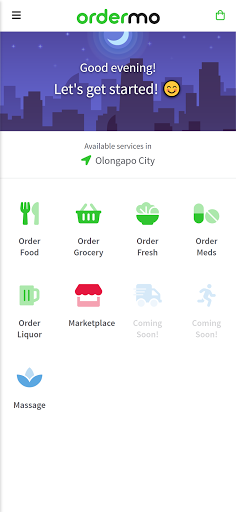 ordermo - Hassle-Free Delivery Service and more! 1.22.0 Screenshots 2