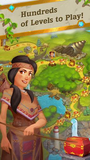 gemcrafter: puzzle journey screenshot 2