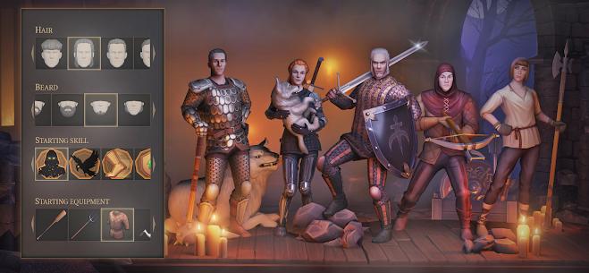Grim Soul Dark Medieval Survival Rpg Mod Apk Download 5