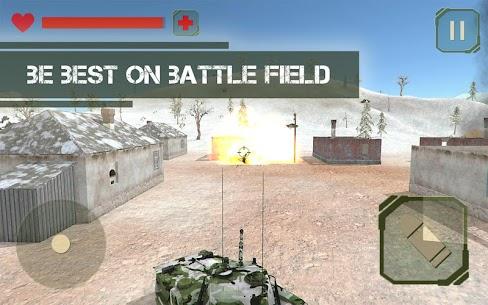 Armored Tank Battle Strike 3D Game Hack & Cheats 3