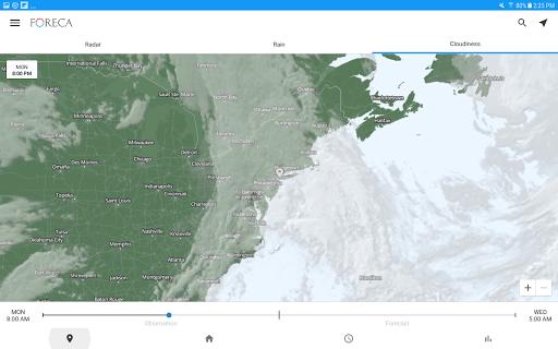 Foreca Weather 4.24.3 Screenshots 11