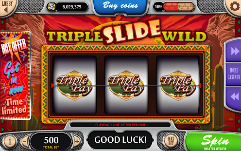 Vegas Power Slots - Free Real Vegas Slot Machines 1.47 Screenshots 17
