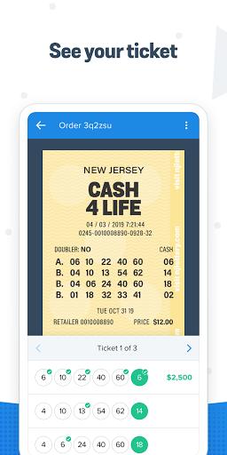 Jackpocket Lottery App android2mod screenshots 5