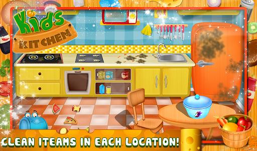Kids Kitchen screenshots 2