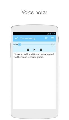 Keep My Notes - Notepad, Memo and Checklist modavailable screenshots 8