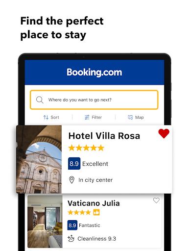 Booking.com: Hotels and more apktram screenshots 7