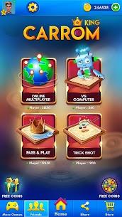 Carrom King™ – Best Online Carrom Board Pool Game 1