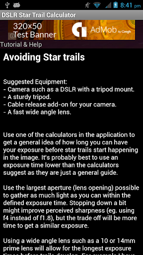 Star Trail Calculator For PC Windows (7, 8, 10, 10X) & Mac Computer Image Number- 10
