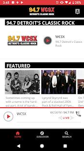 94.7 WCSX