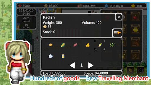 Isekai Traveling Merchant - Single Role Play RPG 1.1.48 screenshots 9