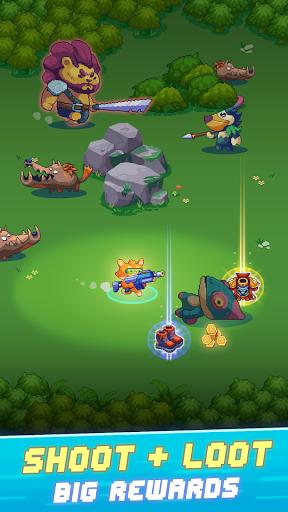 Wild Gunner u2013 Lost Lands Adventure 0.1.9 screenshots 1