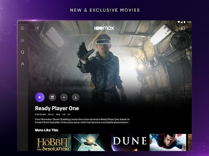 HBO Max: Stream and Watch TV, Movies, and More Screenshot