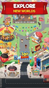 Disney POP TOWN Mod Apk (Unlimited Skills) 9